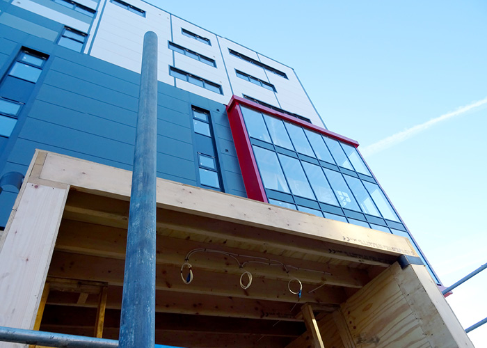 Kingfisher Court Huddersfield Construction Update Feature Image