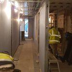 Workmen at Colemans Fireproof Depository - Aspen Woolf