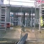Kelham Works Construction Progress In Sheffield 10-04-207 Image 1
