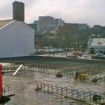 Kelham Works Construction Progress In Sheffield 10-04-207 Image 4
