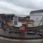Kelham Works Construction Progress In Sheffield 13-01-207 Image 1