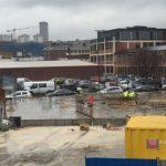 Kelham Works Construction Progress In Sheffield 13-01-207 Image 4