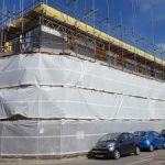 Kelham Works Construction Progress In Sheffield 22-05-207 Image 1