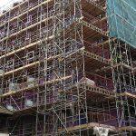 One Wolstenholme Square Scaffolding - 03-07-2017 - Aspen Woolf 1