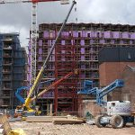 One Wolstenholme Square Construction Site - 03-07-2017 - Aspen Woolf 1