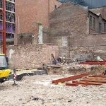 One Wolstenholme Square Construction Site - 03-07-2017 - Aspen Woolf 2