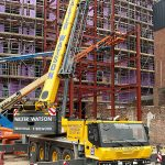 One Wolstenholme Square Construction Site - 03-07-2017 - Aspen Woolf 3