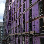 One Wolstenholme Square Construction Site - 03-07-2017 - Aspen Woolf 4