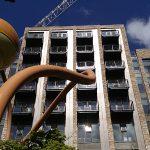 One Wolstenholme Square Construction Progress - 31-07-17 - Aspen Woolf 1