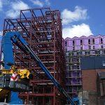 One Wolstenholme Square Scaffolding - 31-07-17 - Aspen Woolf 3