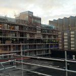 One Wolstenholme Square Scaffolding -10-01-18 - Aspen Woolf 2