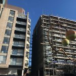 One Wolstenholme Square Construction Site - 09-02-18 - Aspen Woolf 1