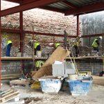 Wolstenholme Square Workmen on site 30-05-17 - Aspen Woolf 11