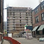 One Wolstenholme Square Construction Site - 04-05-18 - Aspen Woolf