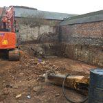 Digger at Ropewalks site (2) - Aspen Woolf