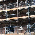 West Bar House Scaffolding - 14-06-17 - Aspen Woolf 1