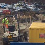 Kelham Works construction site (4) - Aspen Woolf
