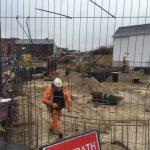 Kelham Works construction site (3) - Aspen Woolf