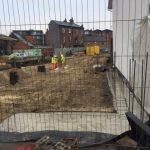 Kelham Works construction site (2) - Aspen Woolf