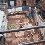 Wolstenholme Square construction site (2) - Aspen Woolf