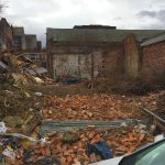Ropewalks construction site - Aspen Woolf