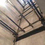 West Bar House scaffolding (3) - Aspen Woolf