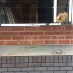 West Bar House window installation - Aspen Woolf