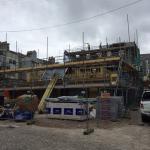 Beaumont Square Exterior Construction - 20-06-17 - Aspen Woolf 2