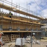 Beaumont Square Scaffolding - 29-06-2017 - Aspen Woolf 3