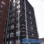 Grove House Exterior Construction - 09-06-17 - Aspen Woolf 1
