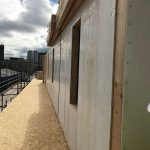 Pembroke Studios Exterior Construction - 29-06-2017 - Aspen Woolf 1
