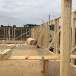 Pembroke Studios Exterior Construction 29-04-17 - Aspen Woolf 1