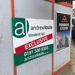 Pembroke Studios Exterior Construction 29-04-17 - Aspen Woolf 3
