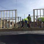 Workmen at Beaumont Square - Aspen Woolf
