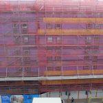 Sky Building Progress - 26-04-17 - Aspen Woolf