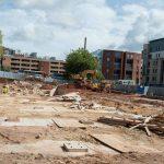 One Islington Plaza Construction Progress - 30-09-17 - Aspen Woolf 1