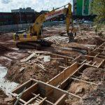 One Islington Plaza Construction Progress - 30-09-17 - Aspen Woolf 4