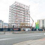 One Islington Plaza Construction Update - 21-11-17 - Aspen Woolf 1