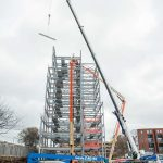 One Islington Plaza Construction Update - 21-11-17 - Aspen Woolf 2