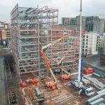 One Islington Plaza Construction Site - 20-12-17 - Aspen Woolf 2