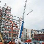One Islington Plaza Construction Site - 20-12-17 - Aspen Woolf 5